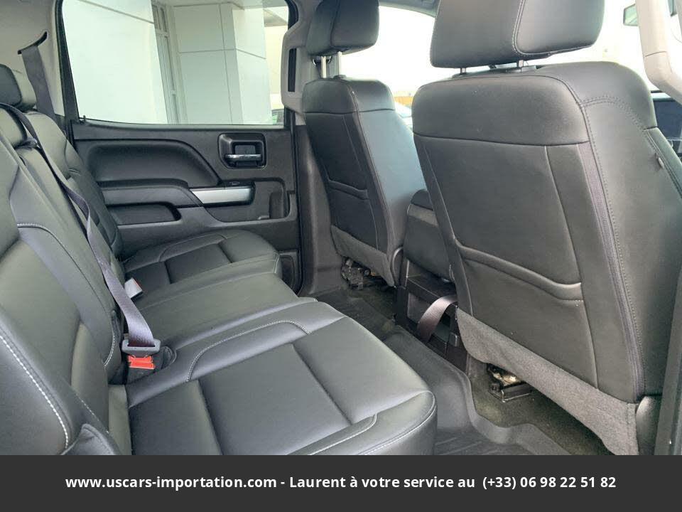 chevrolet silverado 1500 lt crew cab 4wd prix tout compris hors homologation 4500€