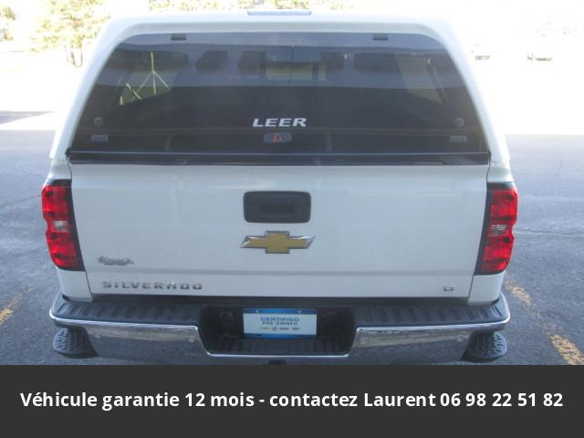 Chevrolet Silverado 1500 lt double cab 4wd  prix tout compris hors homologation 4500 €