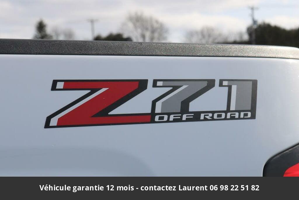 chevrolet silverado  1500 lt z71 crew cab 4wd 2018 prix tout compris hors homologation 4500 €