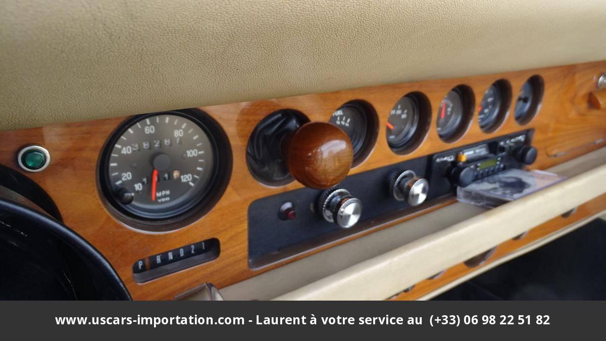 Clenet continental N°67 série 1 prix tout compris