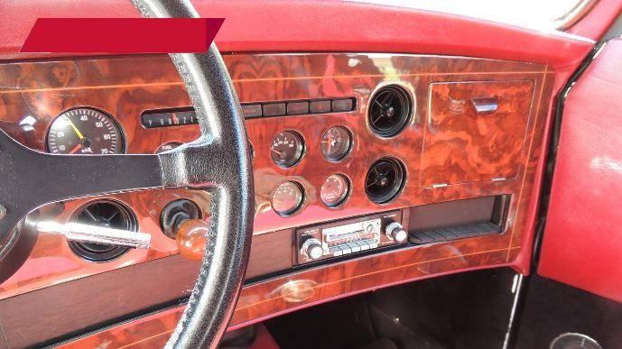 Clenet Continental  Série 2 v8 351 1979 prix tout compris