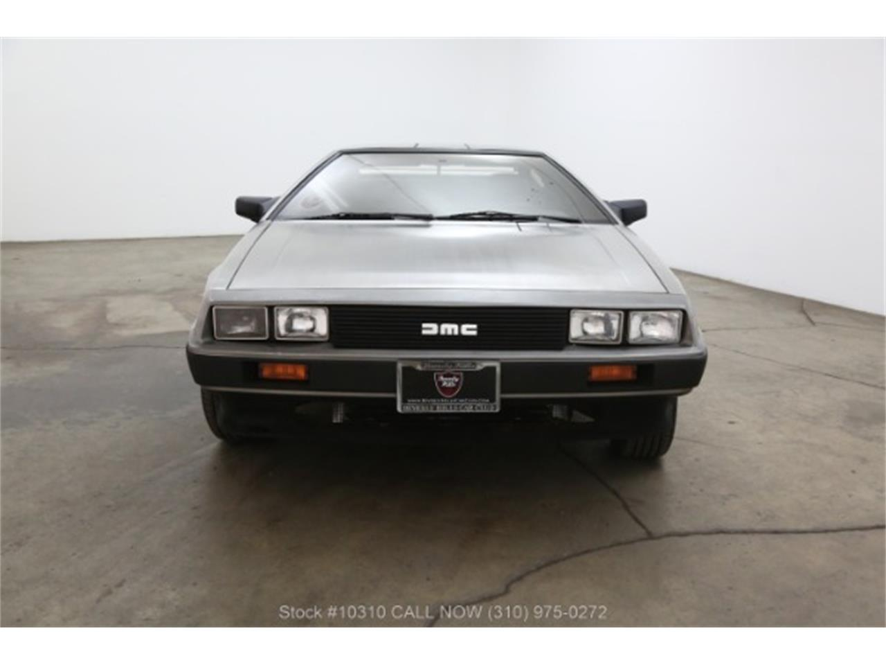 DeLorean DMC-12 Retour vers le future 1981 1981