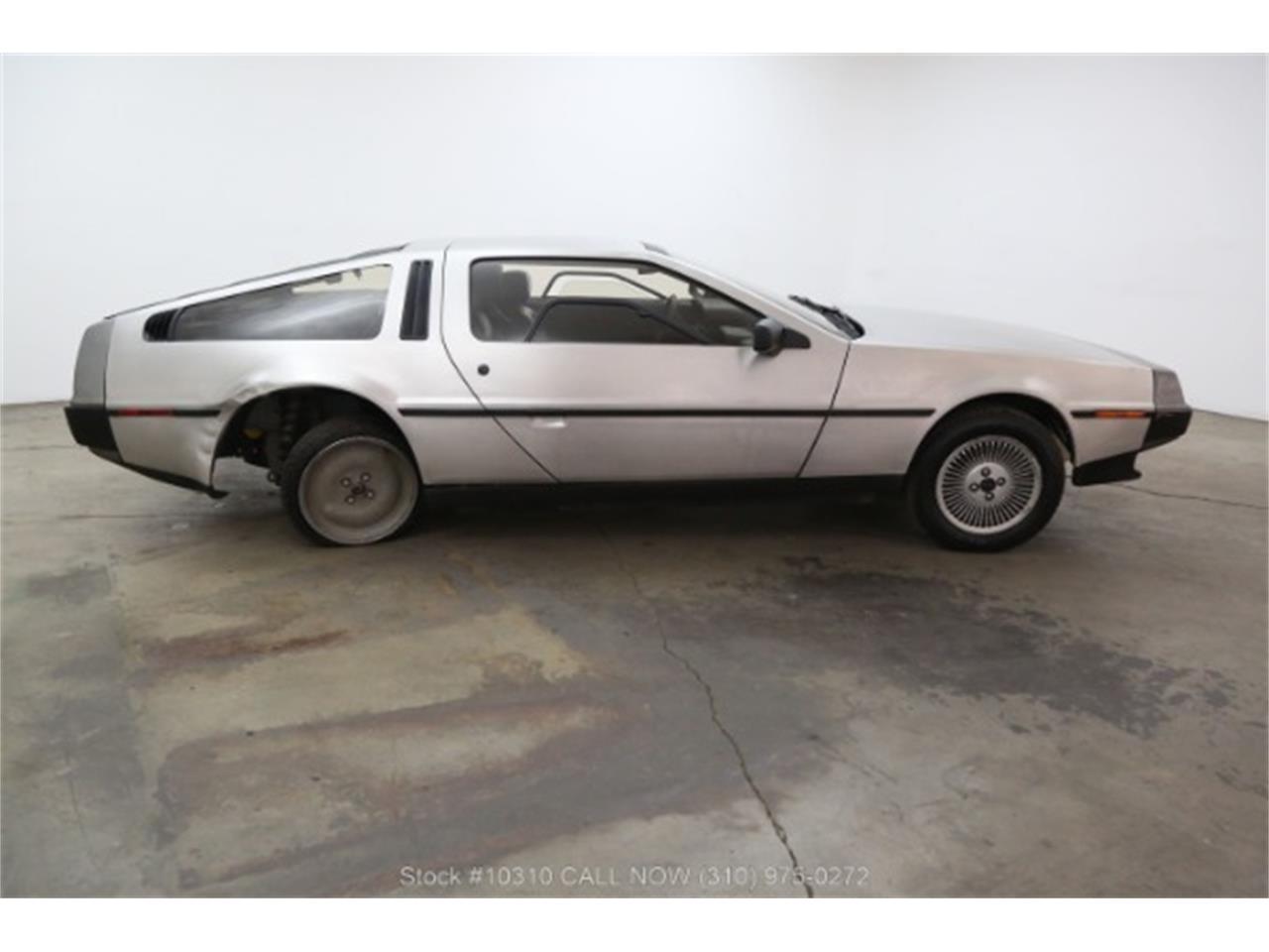 DeLorean DMC-12 Retour vers le future 1981