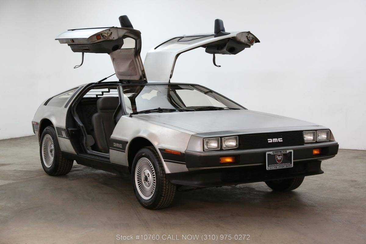 DeLorean DMC-12 Dmc-12 1981 1981
