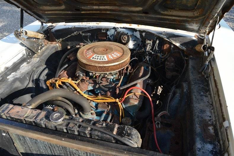 Dodge Charger V8 1968 prix tout compris