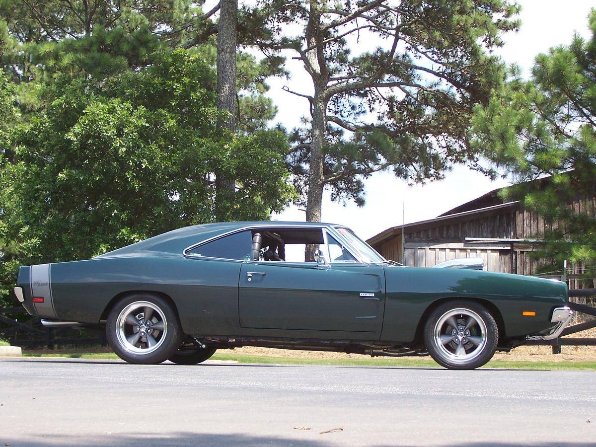 Dodge Charger 1969 1969