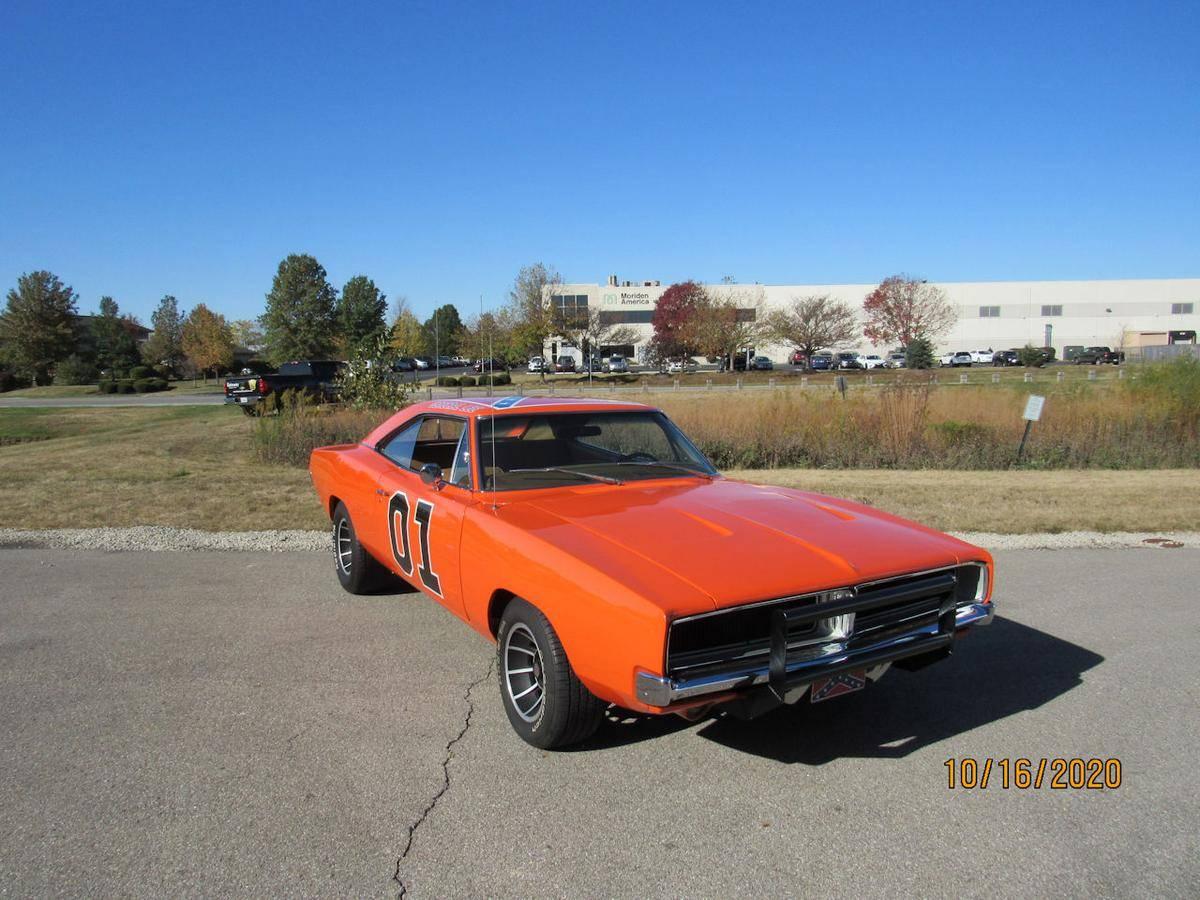 Dodge Charger 1969 v8 prix tout compris 1969