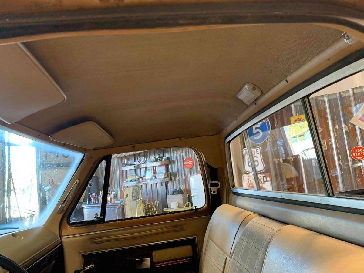 Dodge D200 Adventurer se 1979 prix tout compris