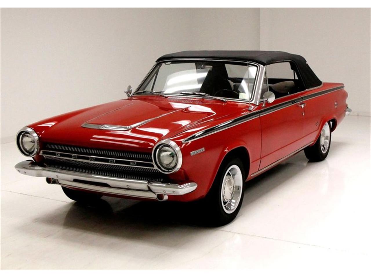 Dodge Dart Prix tout compris 1964