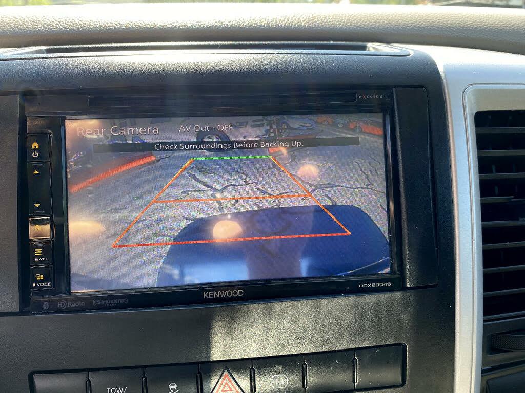 DODGE  RAM 1500 big horn quad cab 4wd prix tout compris hors homologation 4500 €