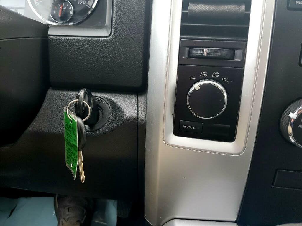 DODGE RAM Sport quad cab 4wd 2011 prix tout compris hors homolagation  4500€
