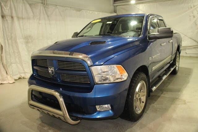 DODGE RAM Sport quad cab 4wd 20111 prix tout compris hors homologation 4500€ 2011