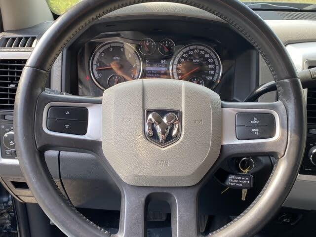 DODGE RAM Big horn crew cab 4wd 2011 prix tout compris hors homologation 4500€