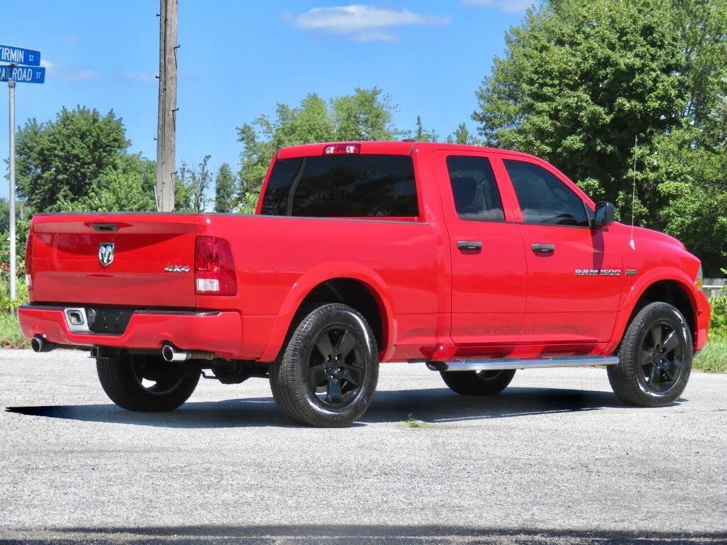 Dodge RAM 4x4 2012 prix tout compris hors homologation 4500€