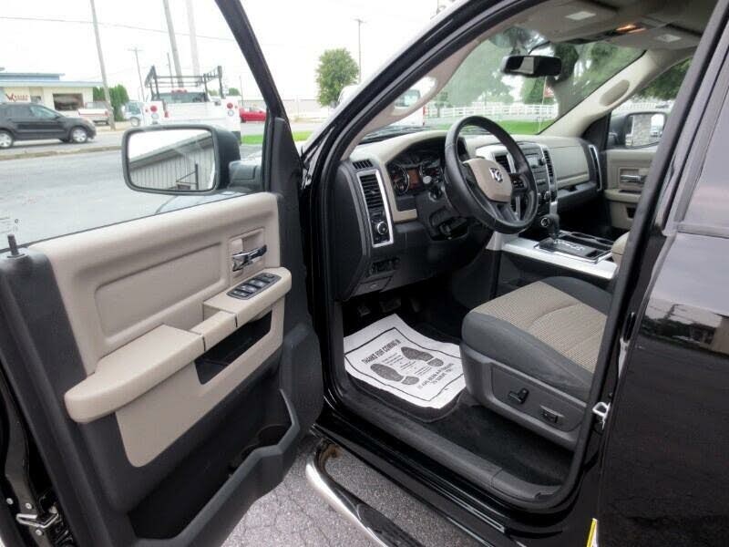 DODGE RAM 1500 prbig horn crew cab 4wd ix tout compris hors homologation 4500€
