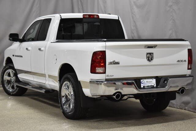 DODGE RAM Big horn quad cab 4wd 2012 prix tout compris hors homologation 4500€