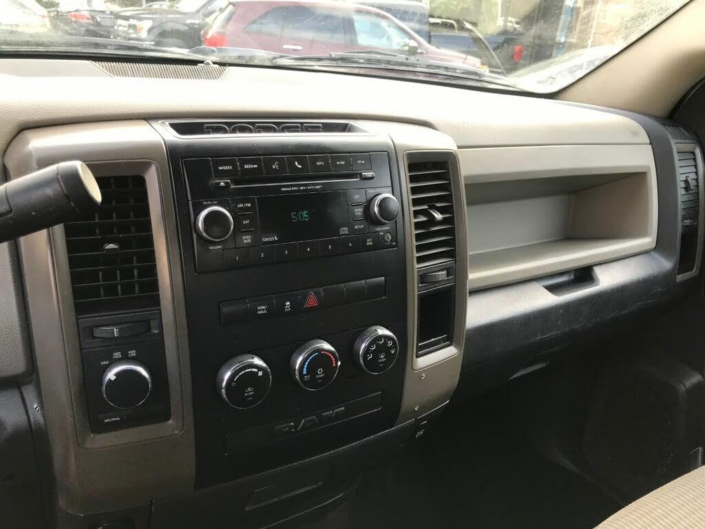 DODGE RAM E85 1500 st quad cab 4wd 2012 prix tout compris hors homologation 4500€