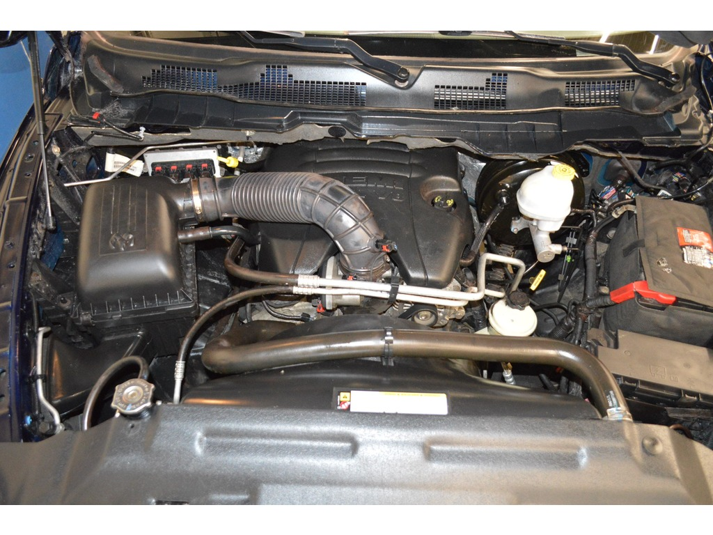 DODGE RAM Big horn hemi 44 2012 prix tout compris hors homologation 4500€