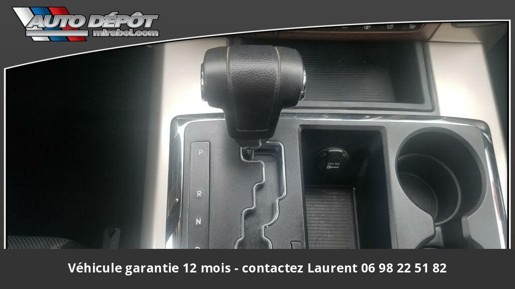 DODGE RAM 500 laramie quad cab 4wd prix tout compris hors homologation 4500 €