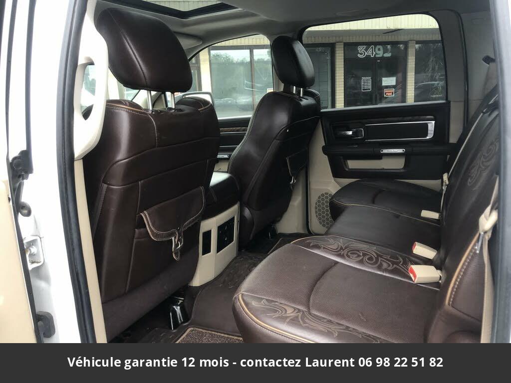 DODGE RAM Boite 8 laramie longhorn crew cab 4wd 2013 prix tout compris hors homologation 4500 €