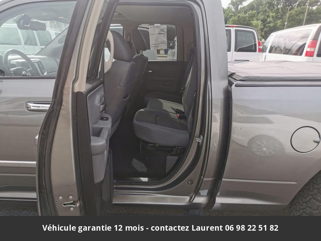 DODGE RAM 1500 big horn quad cab 4wd 2013 prix tout compris hors homologation 4500 €