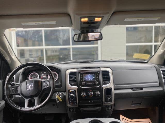 dodge ram Big horn quad cab 4wd 2014 prix tout compris hors homologation 4500€