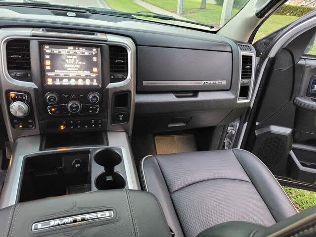 DODGE RAM Boite8 laramie longhorn crew cab 4wd 2014 prix tout compris hors homologation 4500€