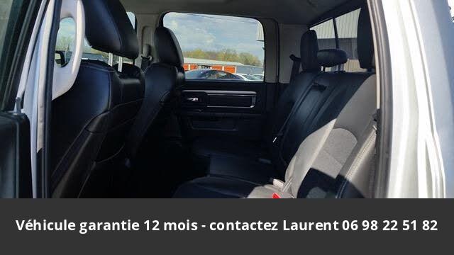DODGE RAM 1500 sport crew cab 4wd 2014 prix tout compris hors homologation 4500 €