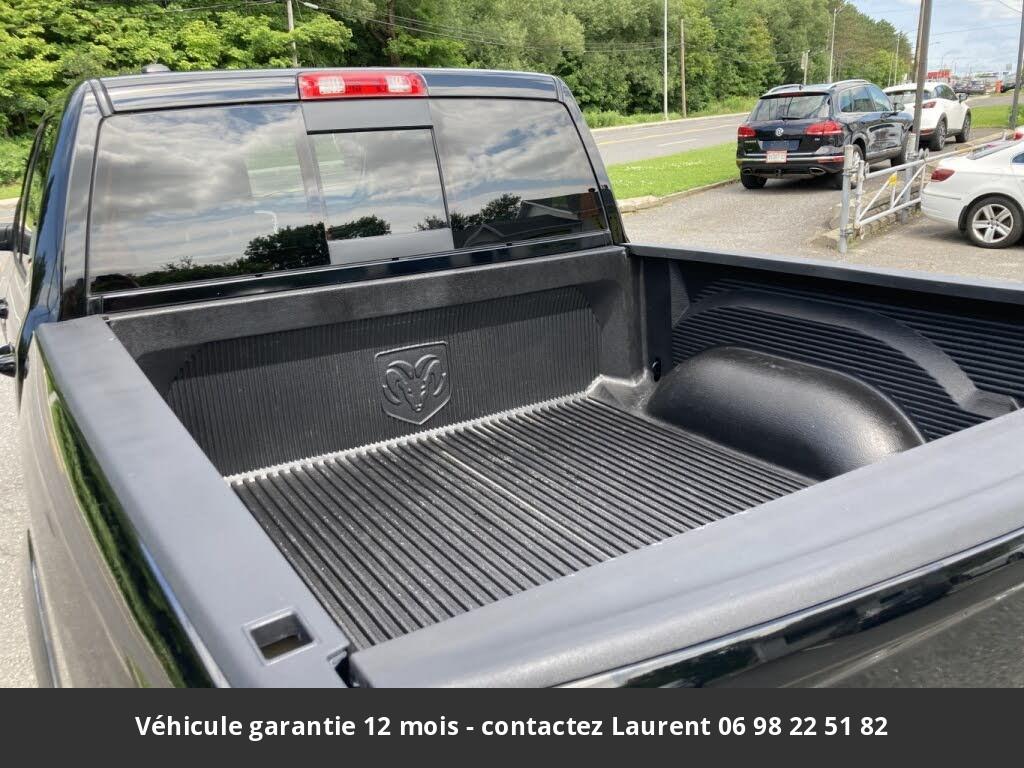DODGE RAM 1500 laramie crew cab 4wd 2014 prix tout compris hors homologation 4500 €