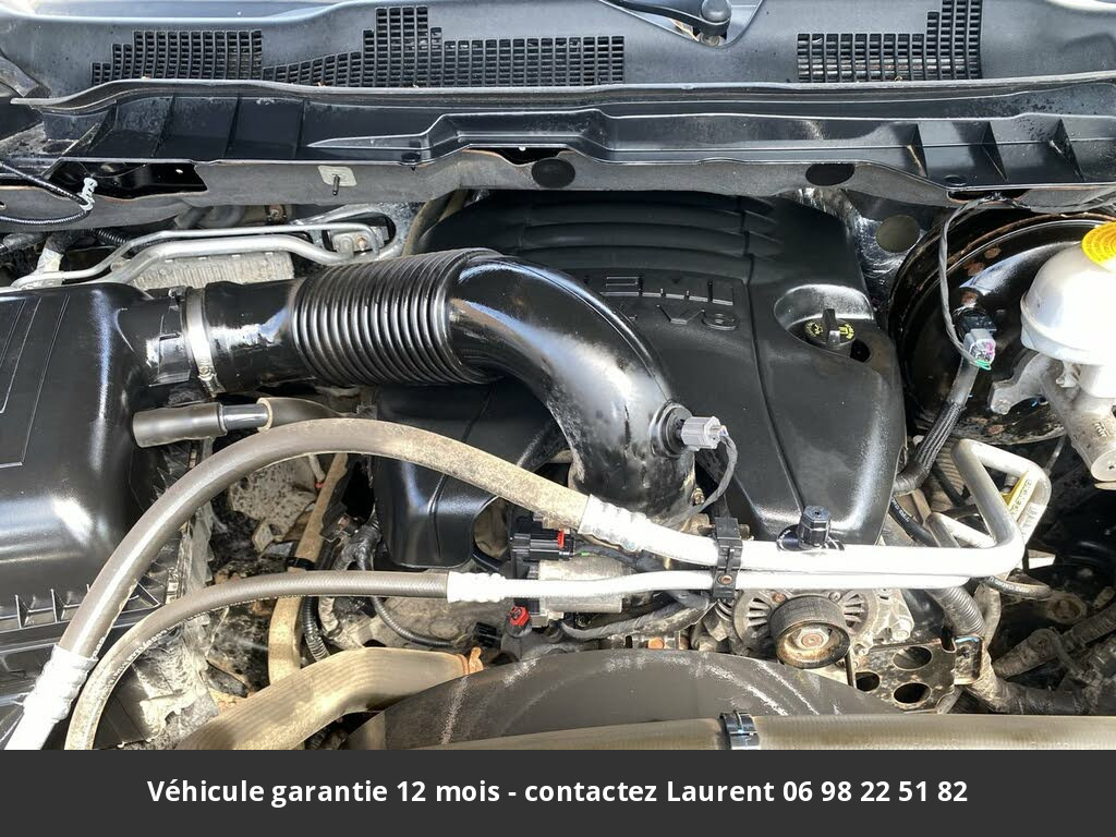 DODGE ram 1500 big horn quad cab 4wd 2014 prix tout compris hors homologation 4500 €