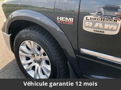 DODGE ram 5.7l 1500 laramie longhorn crew  2014 prix tout compris hors homologation 4500 €