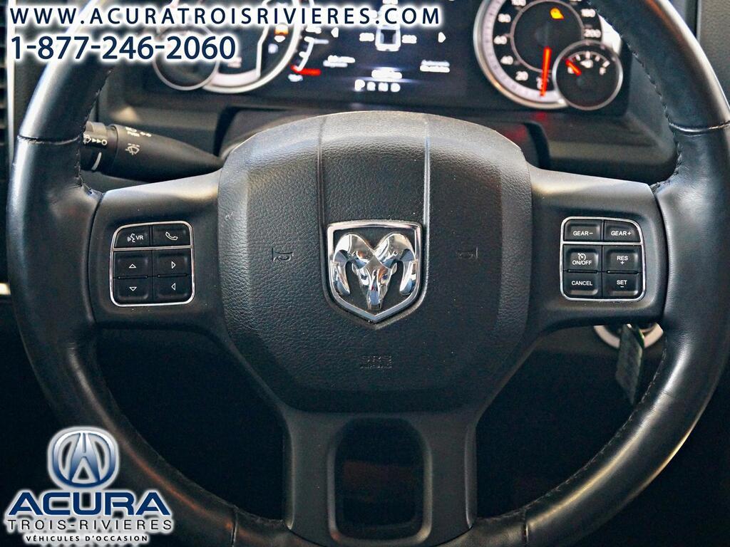 DODGE RAM 1500 4x4 / big horn 5.7v8 prix tout compris hors homologation 4500€