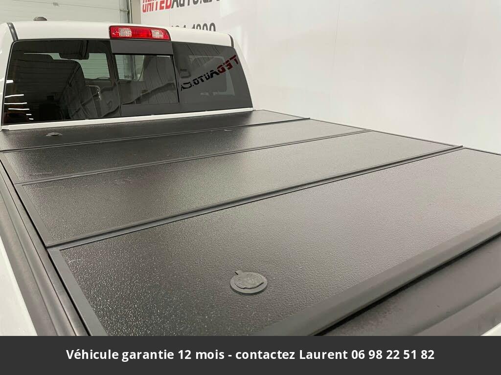 DODGE ram 1500 laramie crew cab lb 4wd 2015 prix tout compris hors homologation 4500 €