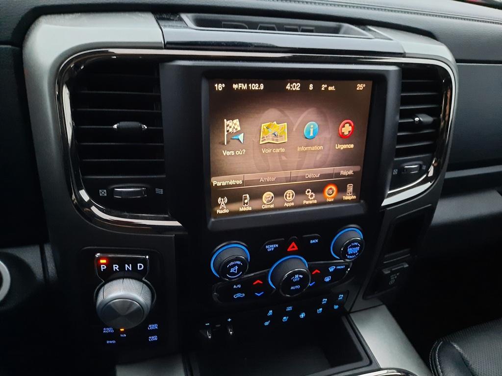 DODGE RAM Boite8 4wd crew cab sport 2016 prix tout compris hors homologation 4500€