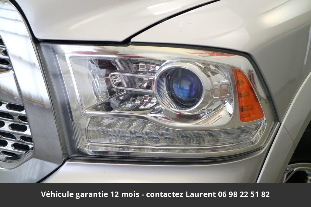 DODGE RAM 1500 laramie quad cab 4wd prix tout compris hors homolgation 4500€