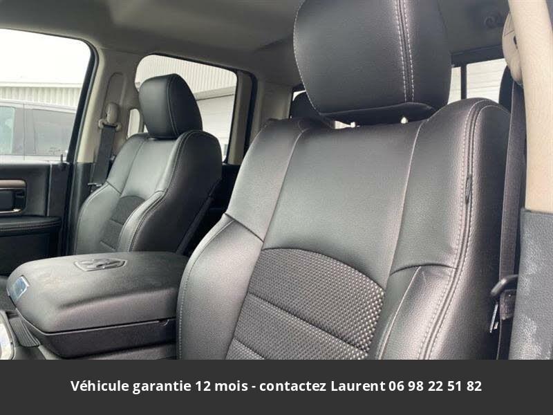 DODGE RAM 1500 sport quad cab 4wd 2017 prix tout compris hors homologation 4500 €