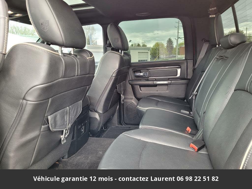 DODGE RAM 1500 laramie longhorn crew cab lb 4wd suspension prix tout compris hors homologation 4500 €