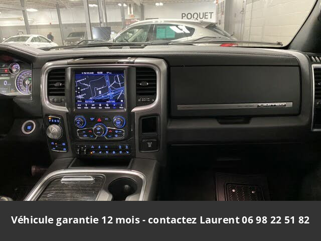 DODGE ram 395 hp 5.7l v8 limited crew cab 4wd prix tout compris hors homologation 4500 €