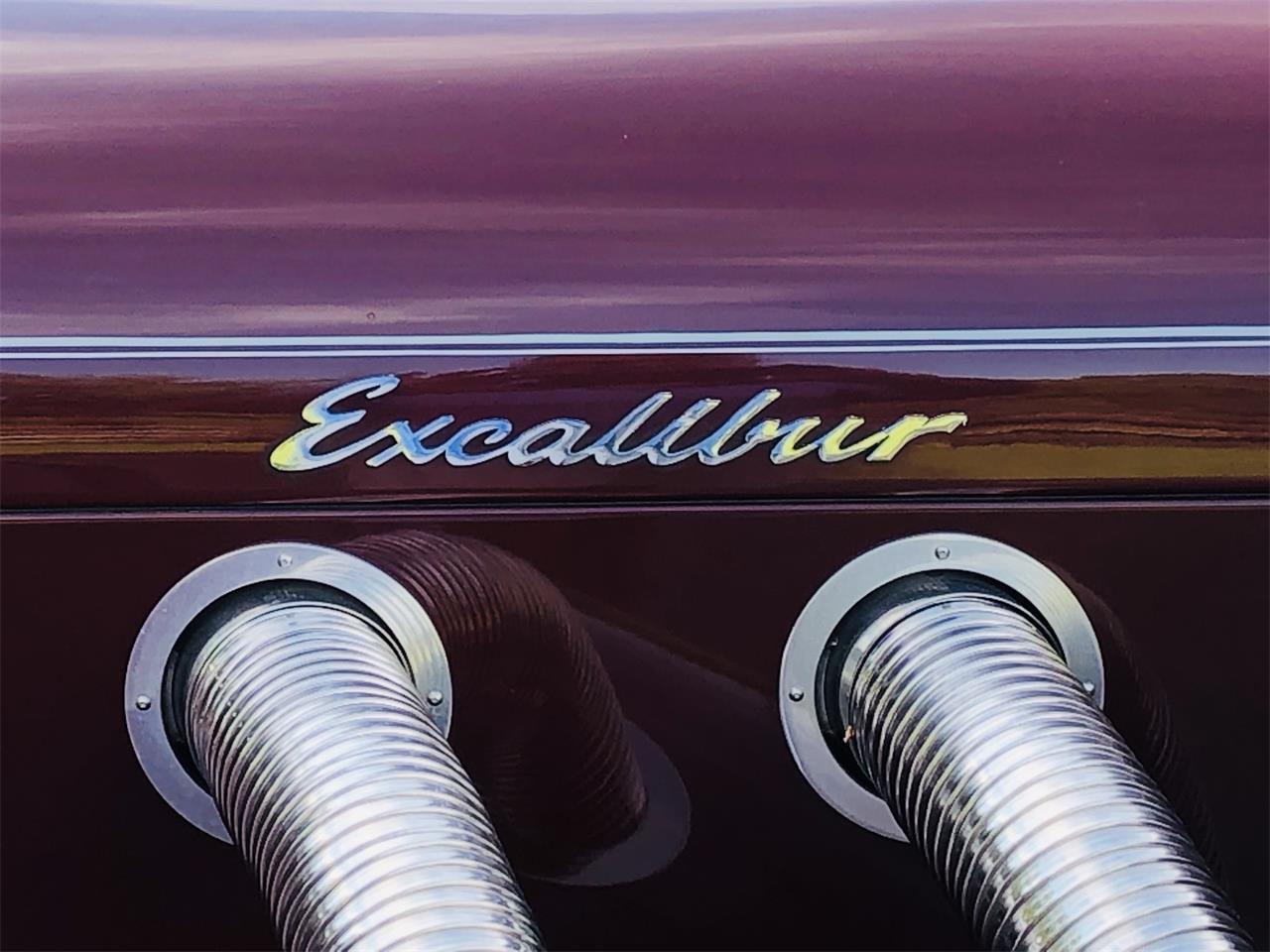 Excalibur Phaeton 1984 series iv prix tout compris