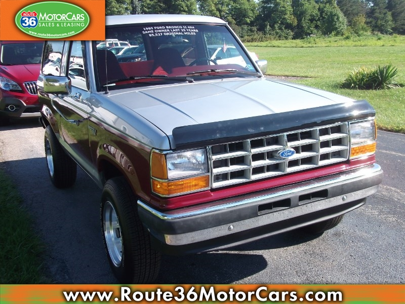 Ford Bronco II 4wd