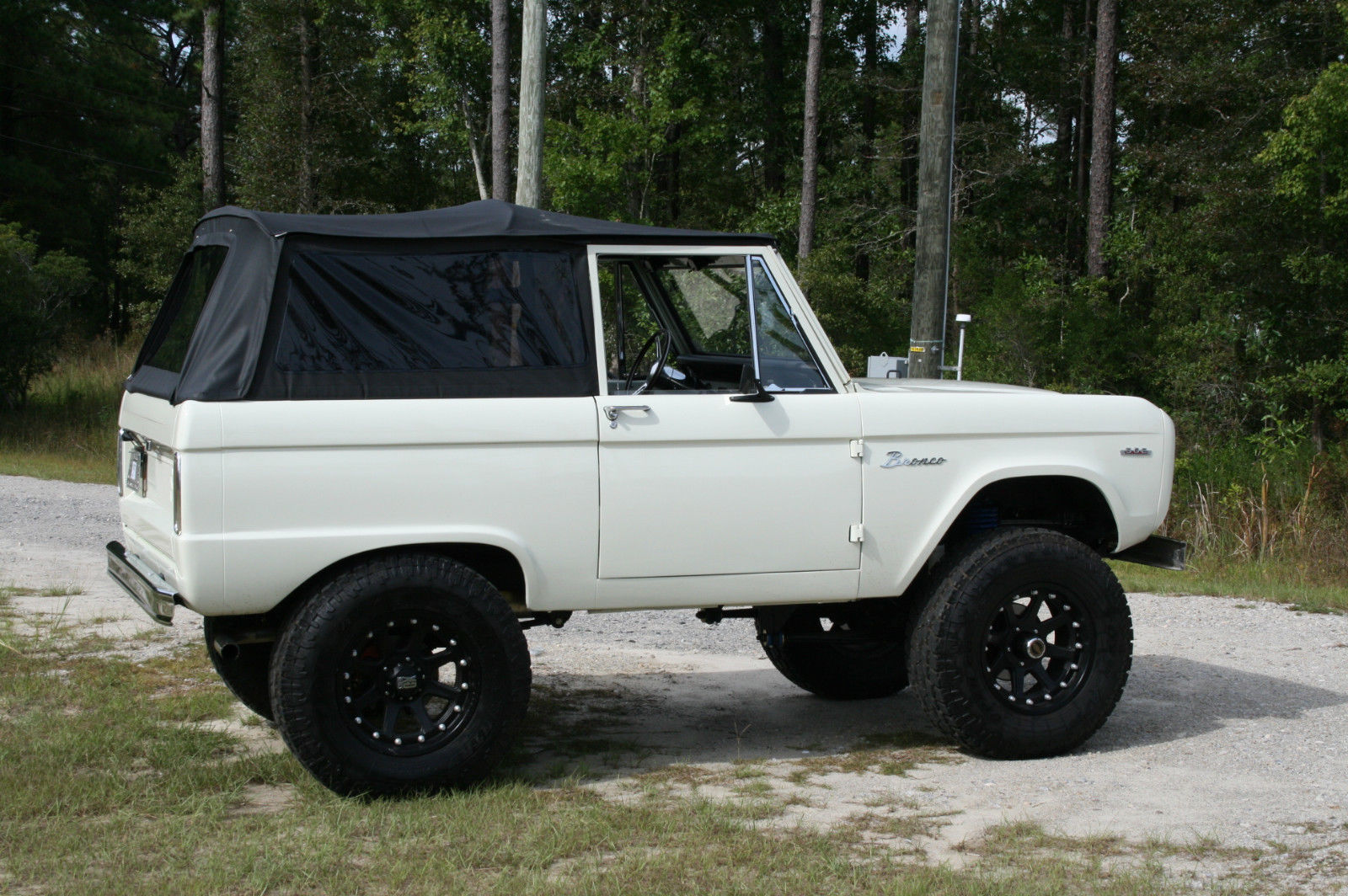 Ford Bronco N.c.
