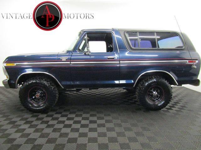 Ford Bronco 351 v8 4x4 1978 prix tout compris 1978