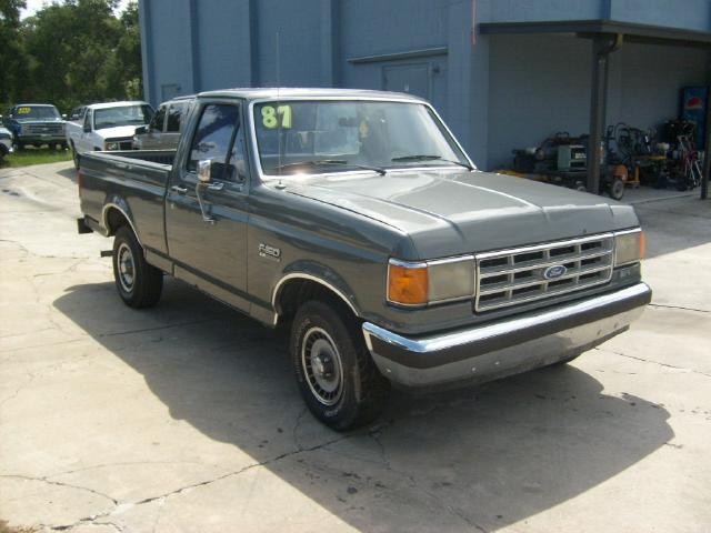 Ford F-150 F-150 1987