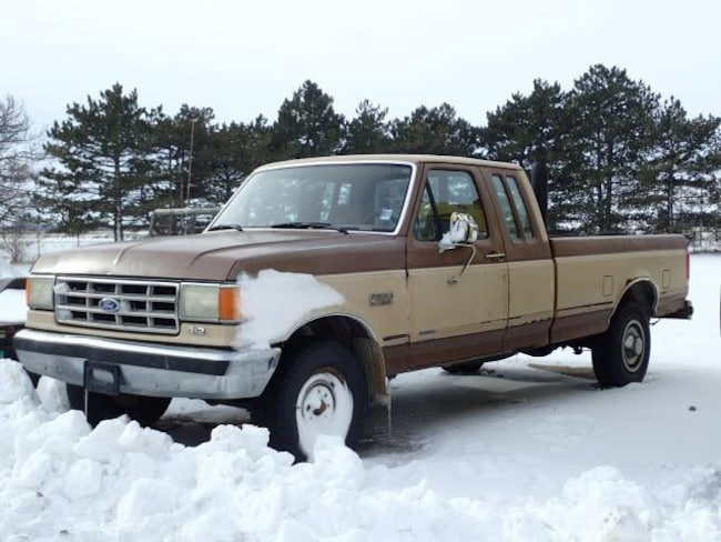 Ford F-250 Supercab 2wd 1987