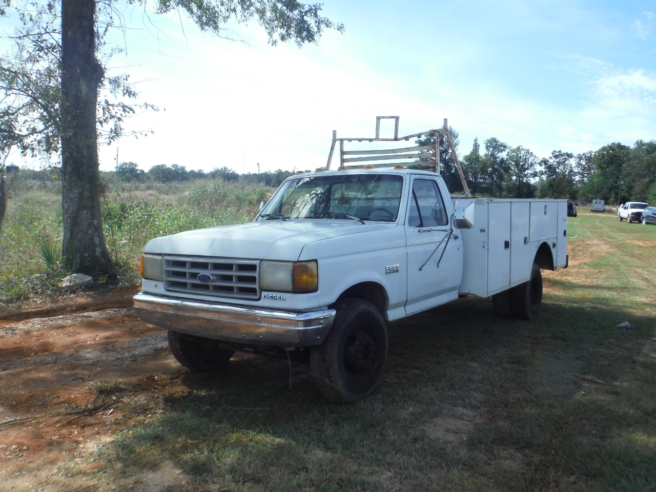 Ford F-450 SD