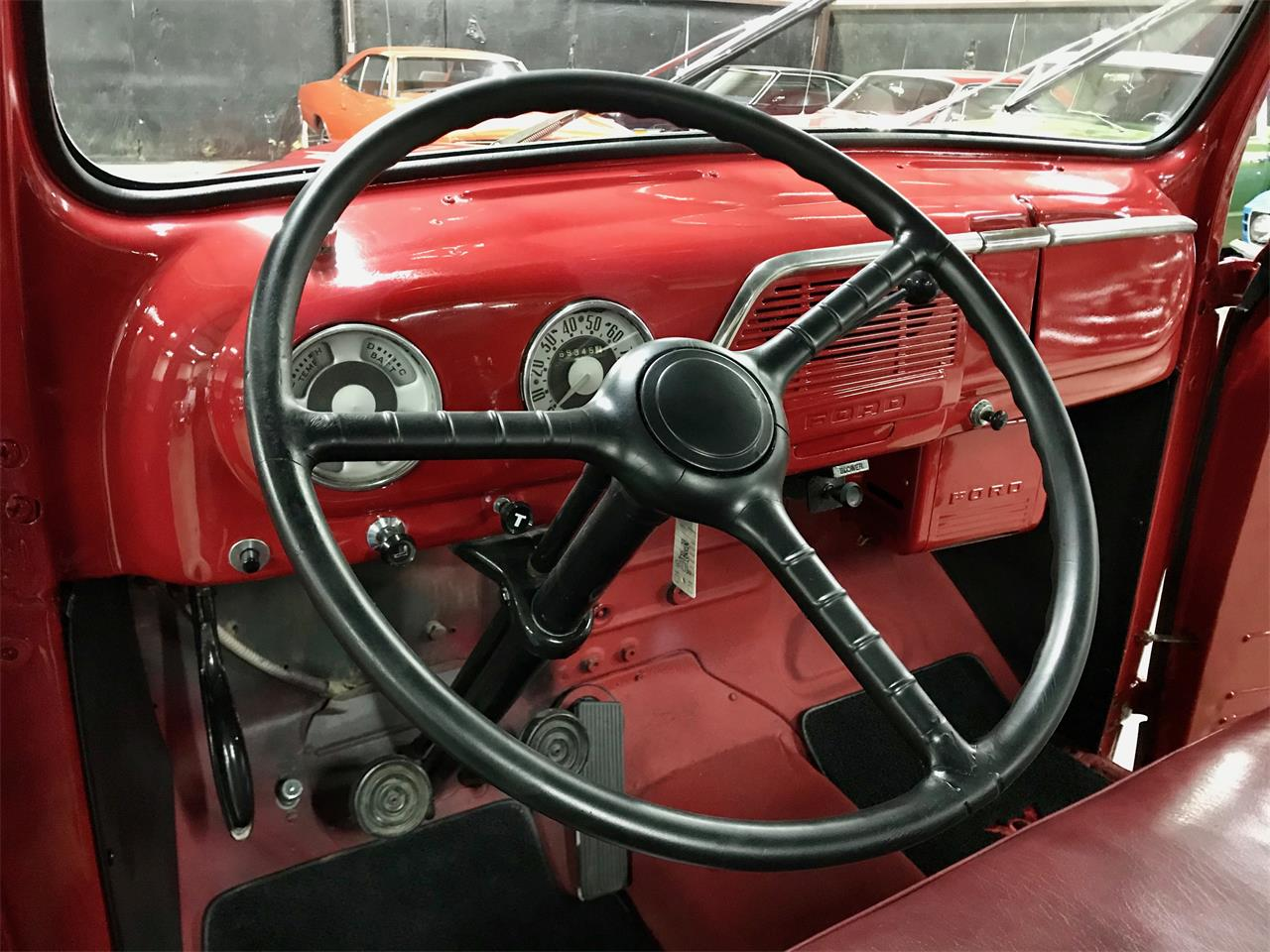 Ford F1 V8 1852 prix tout compris