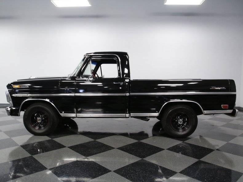 Ford F100 302 v8 1969 prix tout compris 1969