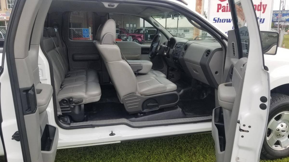 Ford F150 Triton v8 5.4 4x4 2008 prix tout compris hors homolog 4500€