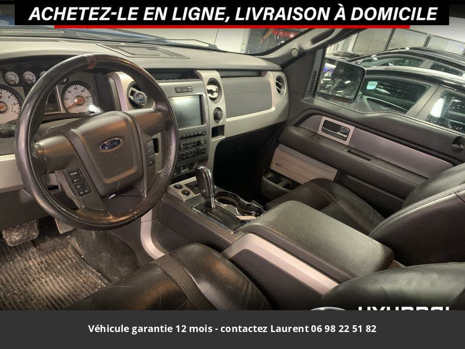 ford F150 Svt raptor supercab 4wd prix tout compris hors homologation 4500 €