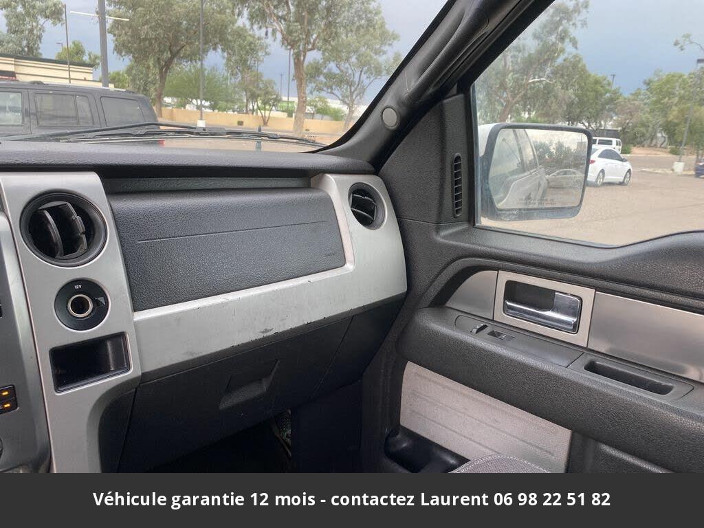 ford F150 411 hp 6.2l v8 svt raptor supercrew 4wd 2012 prix tout compris hors homologation 4500 €